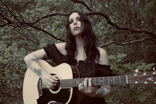 Chelsea Wolfe Birth Of Violence band 2