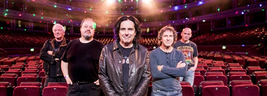 Marillion With Friends From The Orchestra band 1