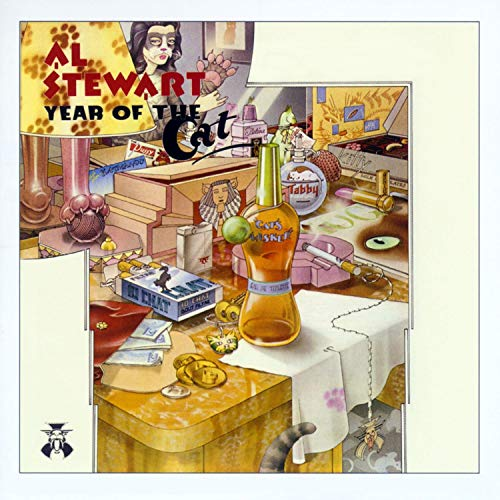 Al Stewart The Year Of The Cat