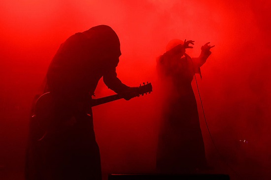 Sunn O))) Pyroclasts Band 2