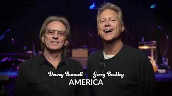 America Band 1
