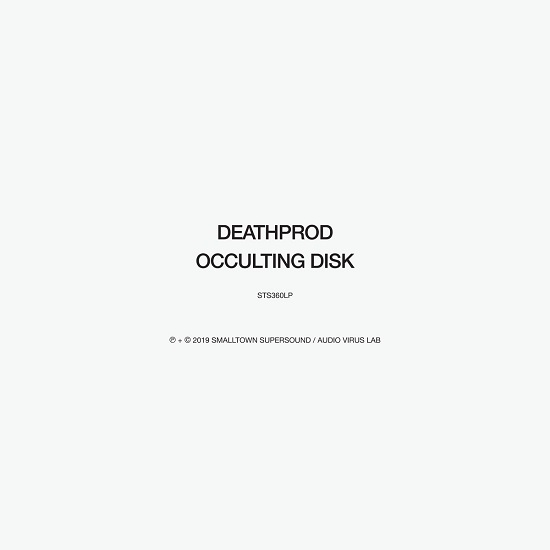 Deathprod Occulting Disk