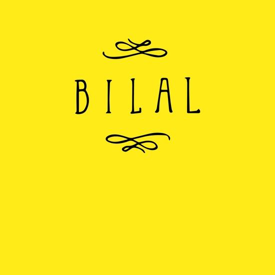 Bilal - Bilal