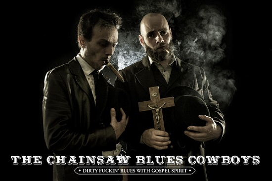 The Chainsaw Blues Cowboys The Magnificent Seven Part 1 Band 1