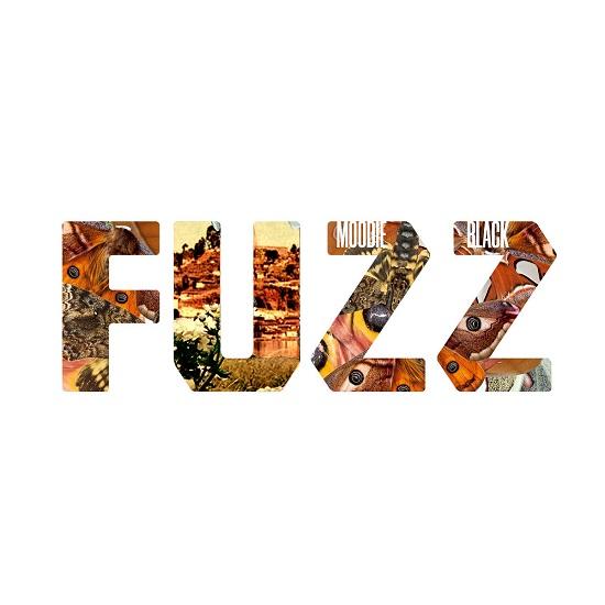 Moodie Black Fuzz