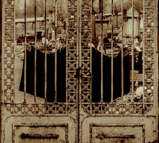Francis Décamps De Retour au cimetière des arlequins