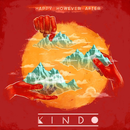 Happy However After- Kindo Cover