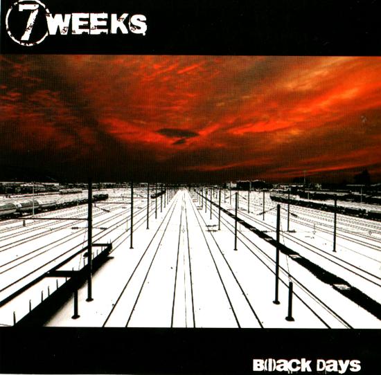 7 weeks B(l)ack Days