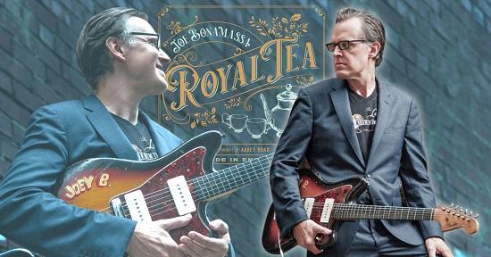 Joe Bonamassa Royal Tea Band 2