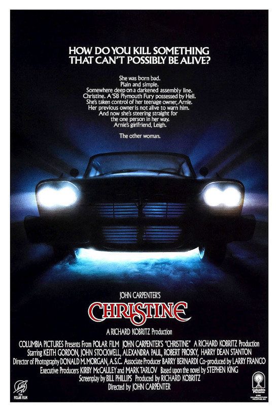 John Carpenter Lost Themes III : Alive After Death Christine