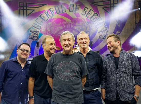 Nick Mason's Saucerful Of Secrets Live At The Roundhouse Band 1