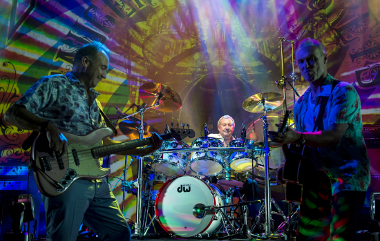 Nick Mason's Saucerful Of Secrets Live At The Roundhouse Band 2
