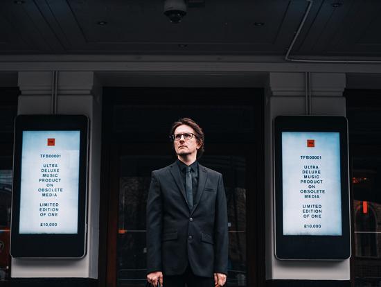 Steven Wilson The Future Bites Band 1