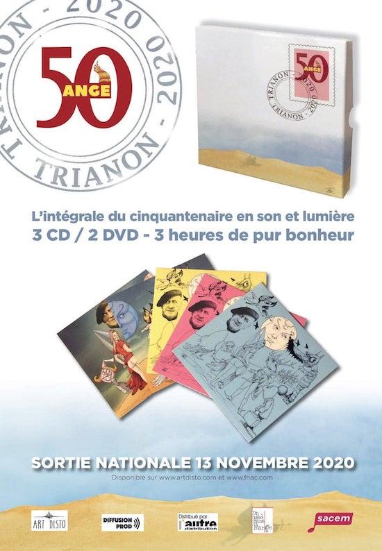 Ange Trianon 2020 Band 1