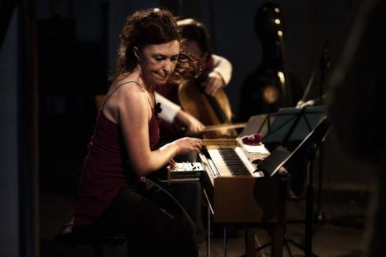 Christine Ott Time To Die band1