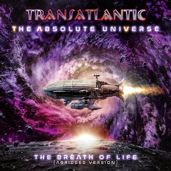 Transatlantic The Absolute Universe The Breath Of Life