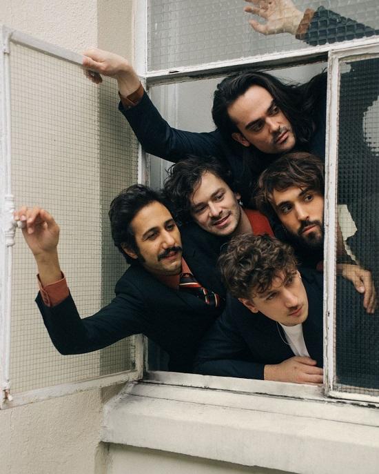 Feu! Chatterton Palais D'Argile Band 1