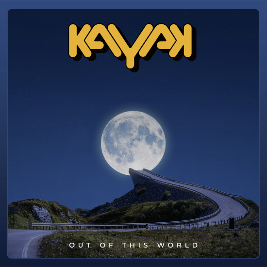 Kayak Out Of This World