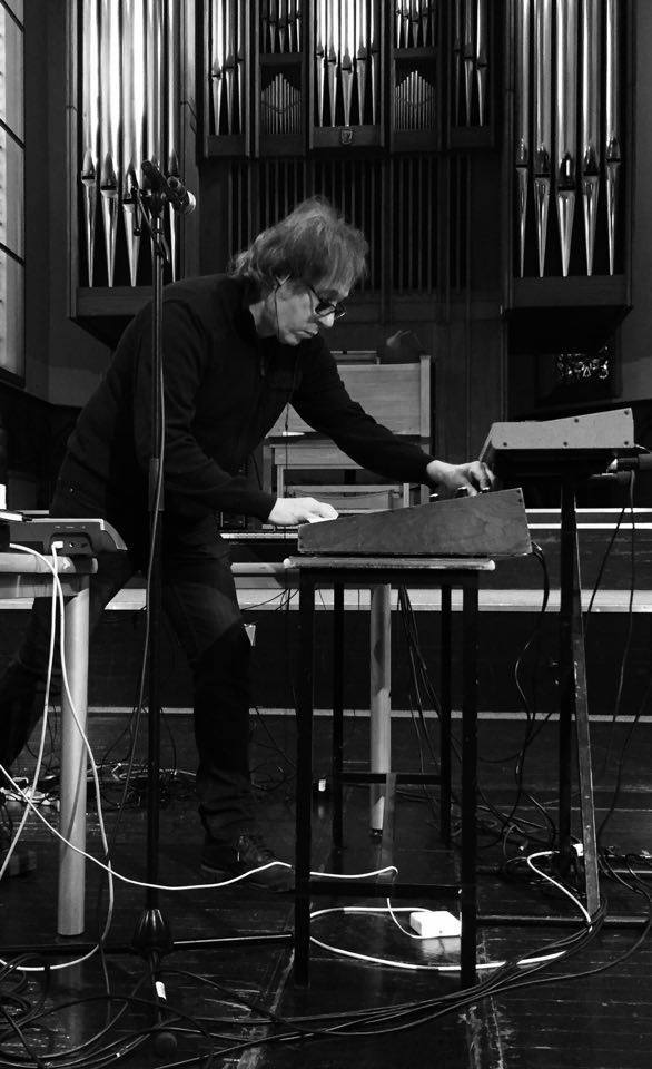 Richard Barbieri Under A Spell band2