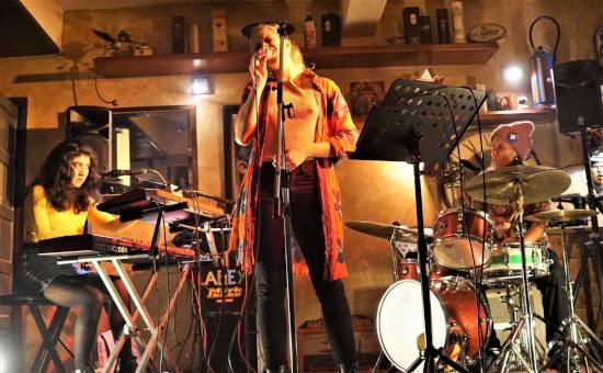 Lioness Shape Impermanence Band 2