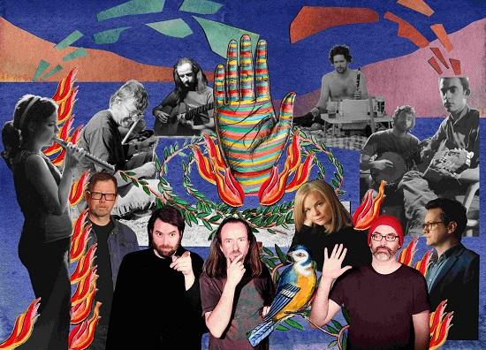 Tunng Tunng Present...DEAD CLUB Band 1