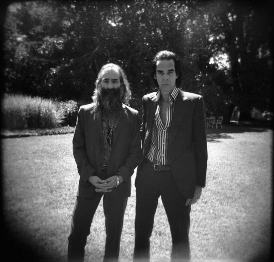 Nick Cave & Warren Ellis Carnage band 1