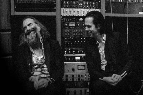 Nick Cave & Warren Ellis Carnage band 2