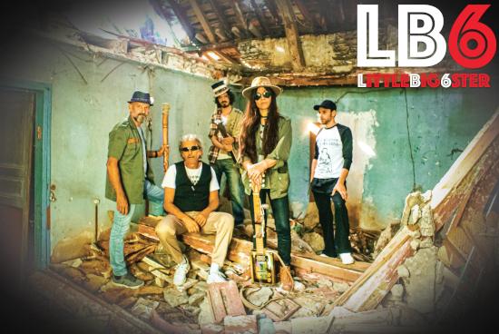 Little Big6ster LB6 band1
