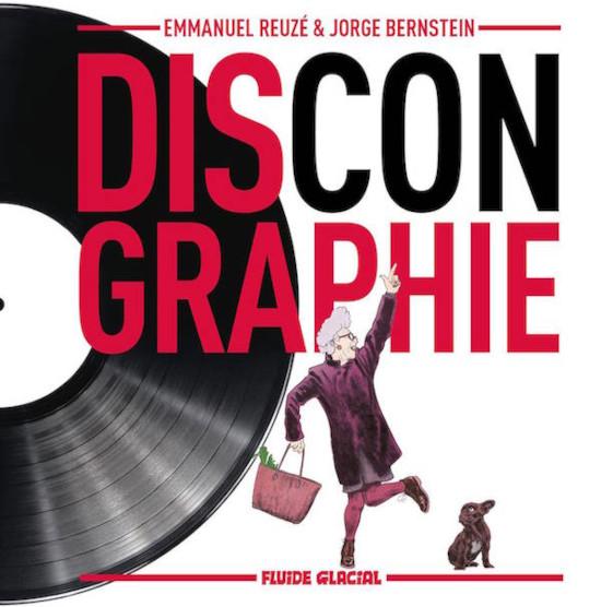 Discongraphie-Emmanuel Reuzé & Jorge Bernstein