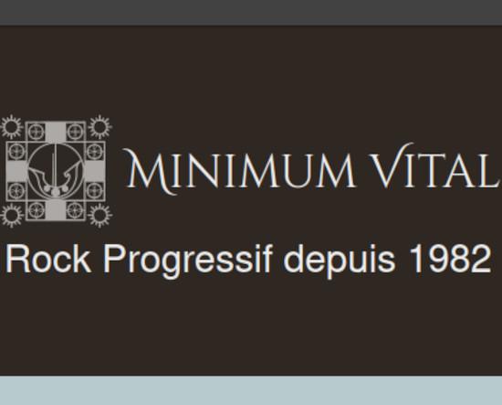 Minimum Vital Musicalité maximale