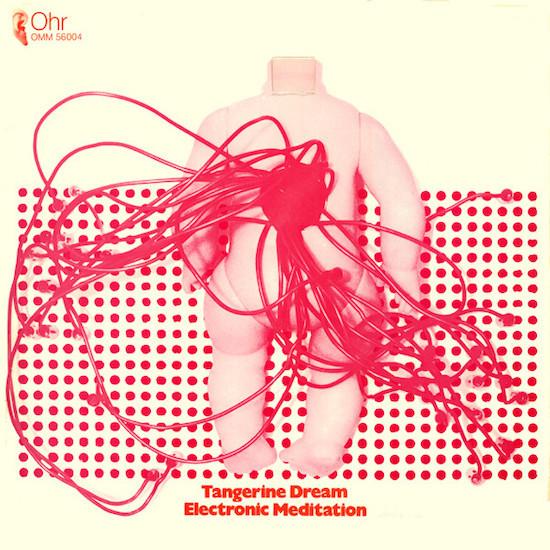 Tangerine Dream Electronic Meditation