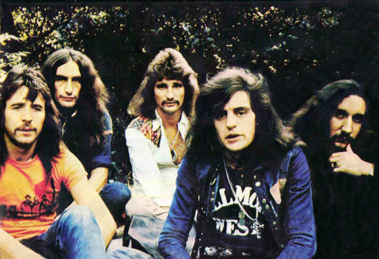 Uriah Heep Demons And Wizards Band 1