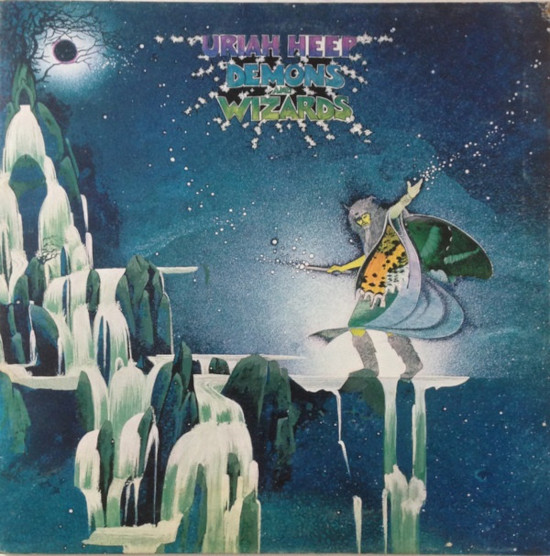 Uriah Heep Demons And Wizards