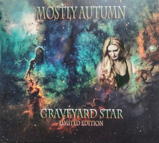 Mostly Autumn Graveyard Star